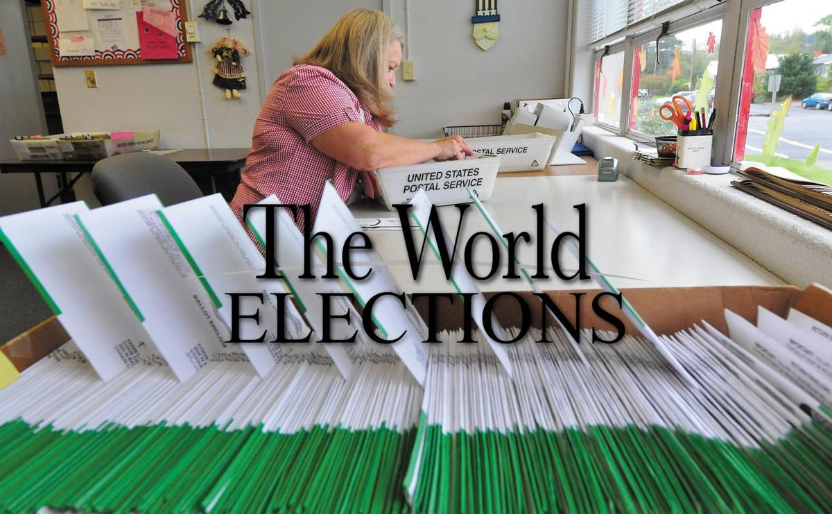 The World Elections STOCK