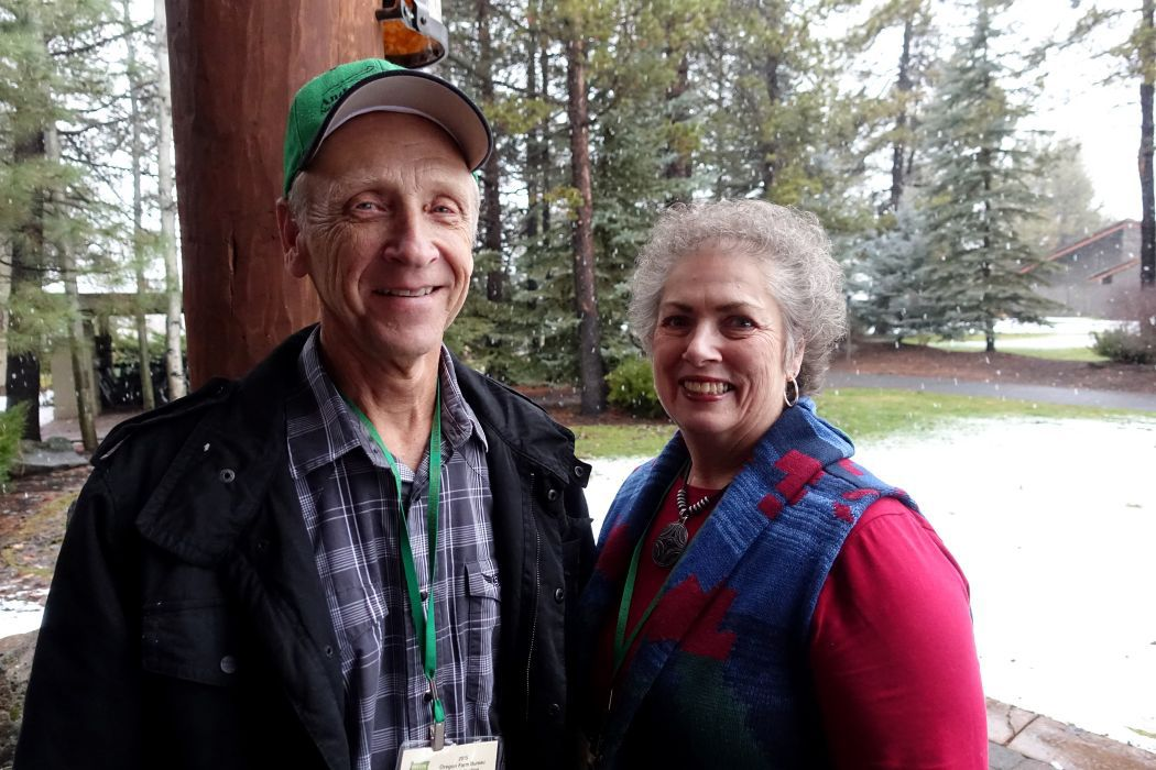 Charlie and Sharon Waterman