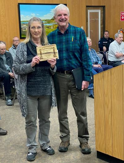 February Volunteer of the Month - Christine Roberts