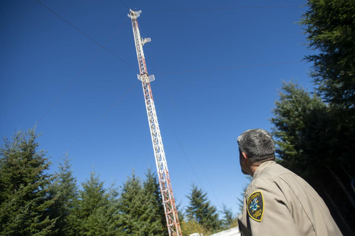 Coos Emergency Antenna