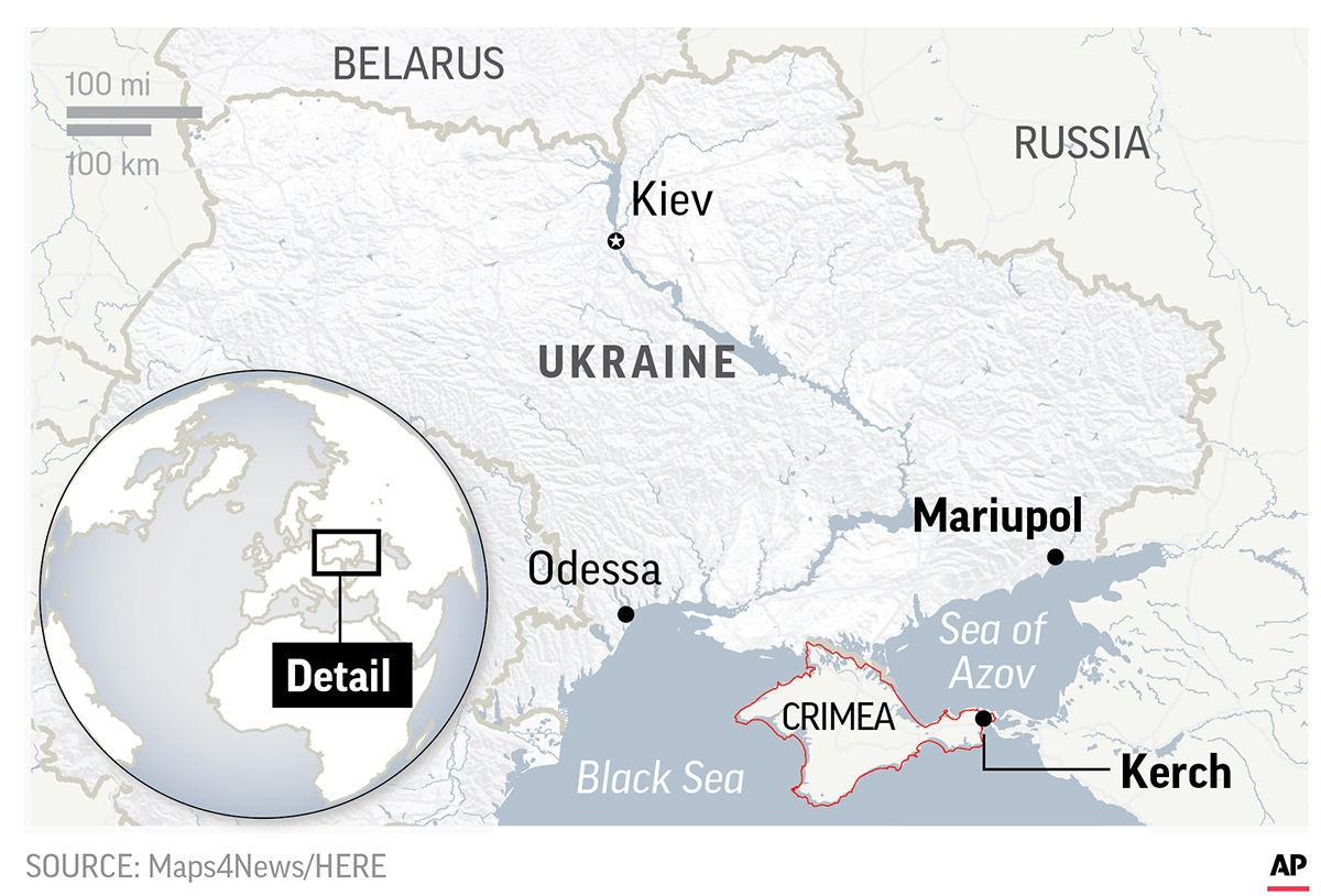 Why the Russia Ukraine dispute is raising new tensions