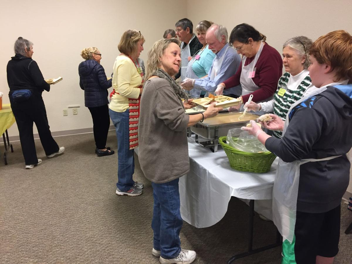 Thanksgiving Community Meal