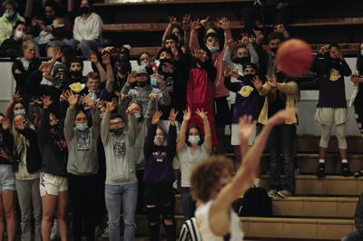 MHS students and Monty free throw.JPG