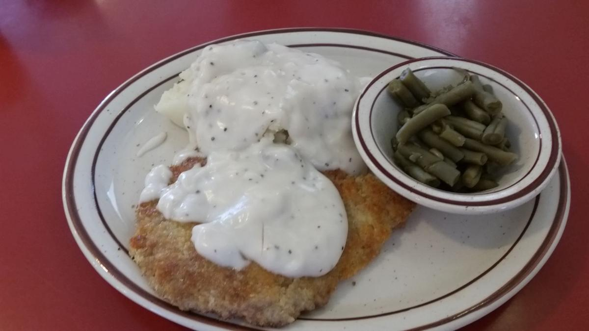 Dishners Chicken Fried Steak