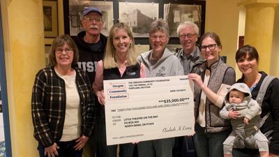 Liberty Theatre receives grant