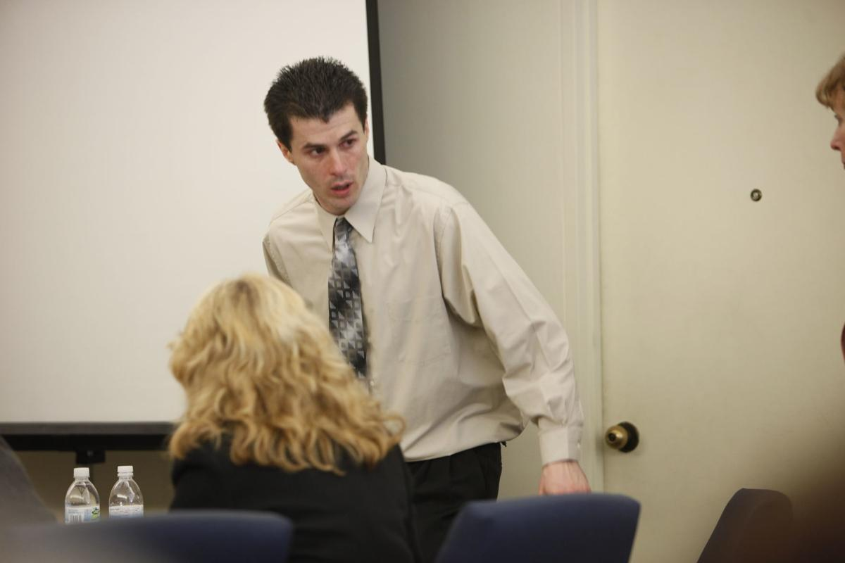 Nick McGuffin trial