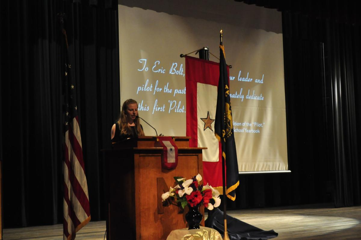Marshfield's 9th annual Memorial Day assembly