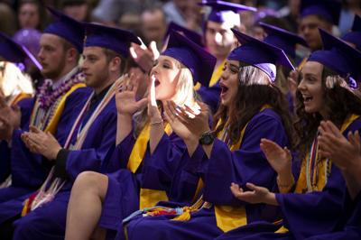 Marshfield High School Graduation
