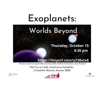 'Exoplanets: Worlds Beyond'