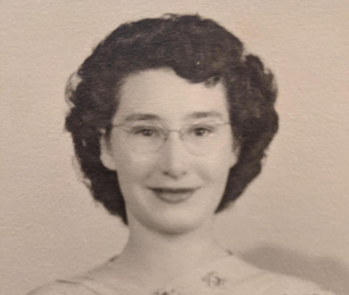 """Nellie """"Nell"""" Irene (Parsons) Trolard"""