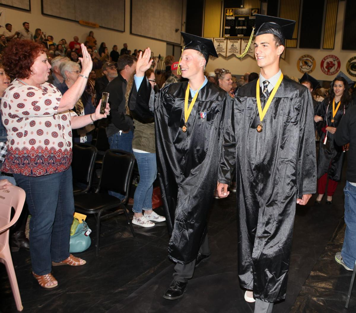 BHS Class of 2019 - processional
