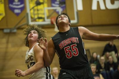 Pacific Boys Basketball Vs. Reedsport
