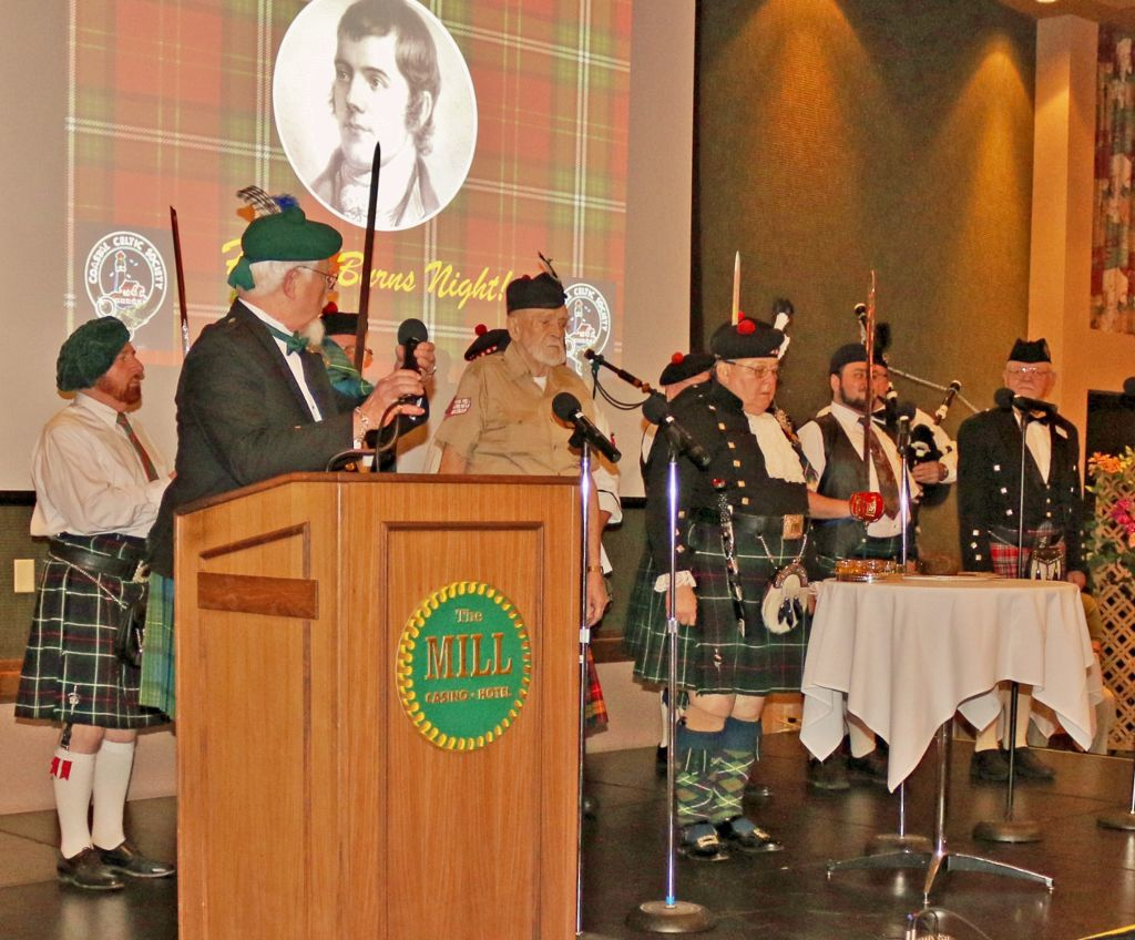 Burns Night Celebration