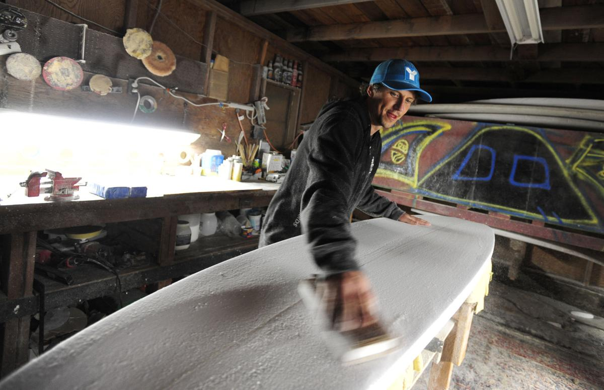 Shaping Surfboards