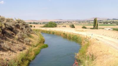 Treasure Valley canal
