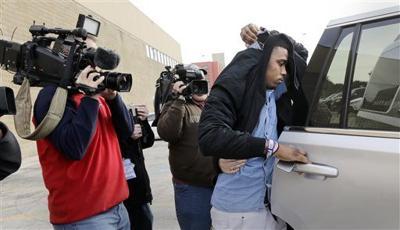 Boykin arrested
