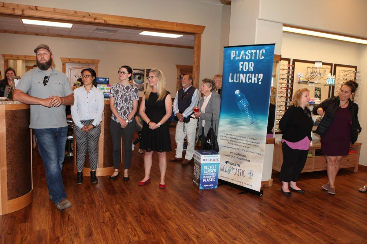 Bandon Vision Center grand opening