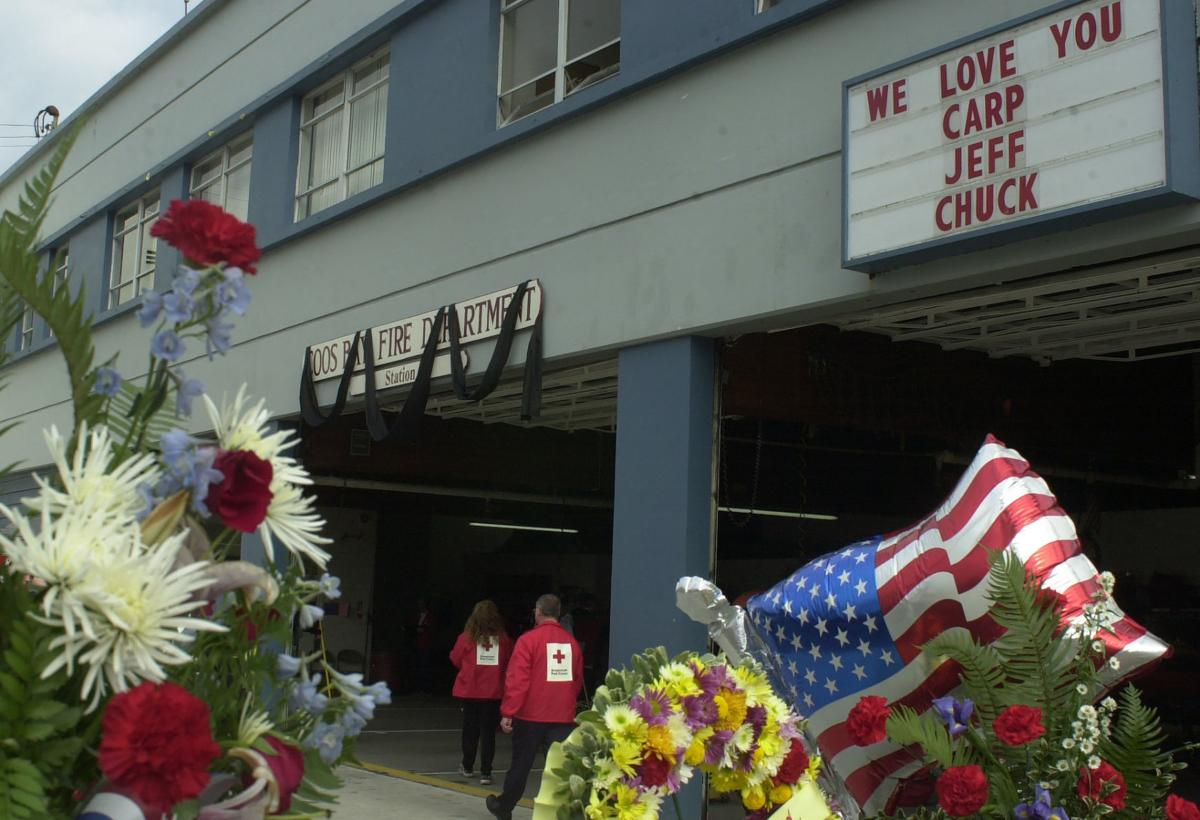 Farwest Truck Fire Remembrance