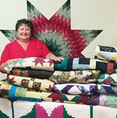Sherry Church 2018 featured quilter