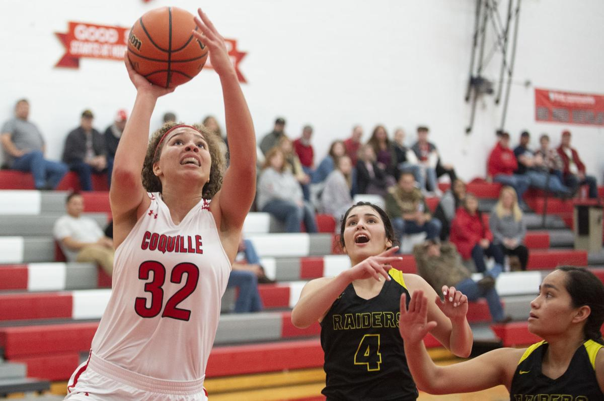 Coquille Girls Vs. Lost River