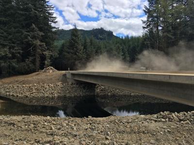 Millicoma River project