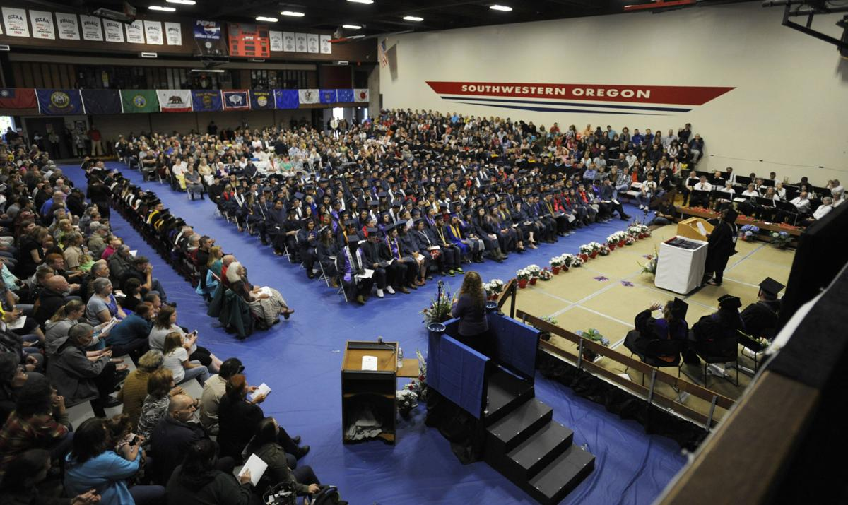 SWOCC holds 56th Commencement