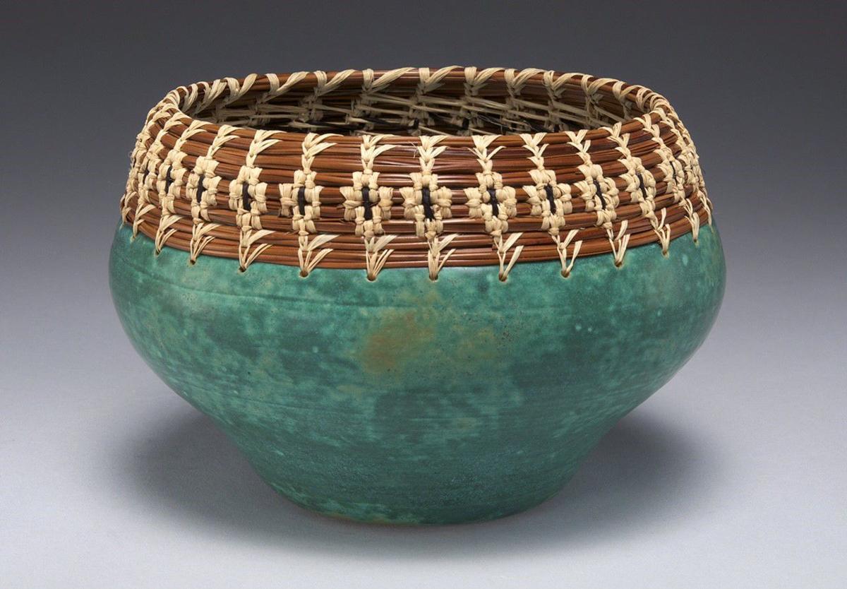 Ceramic art by Jean Ochsner