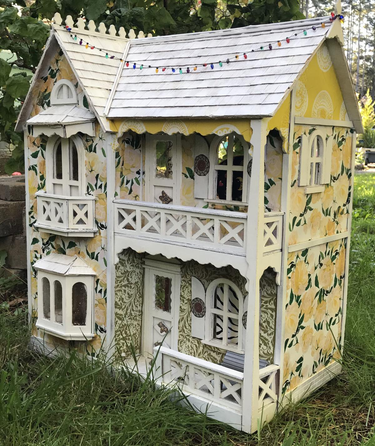 Doll House by Ruthanne McSurdy-Wong