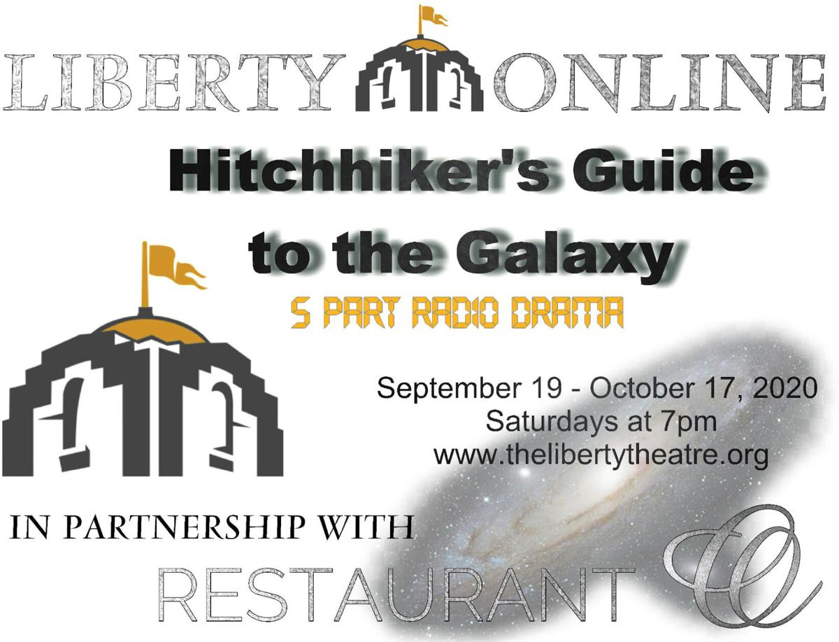 LTOB presents 'Hitchhiker's Guide to the Galaxy'