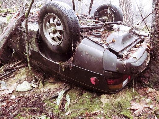Porsche stolen 26 years ago recovered in Oregon