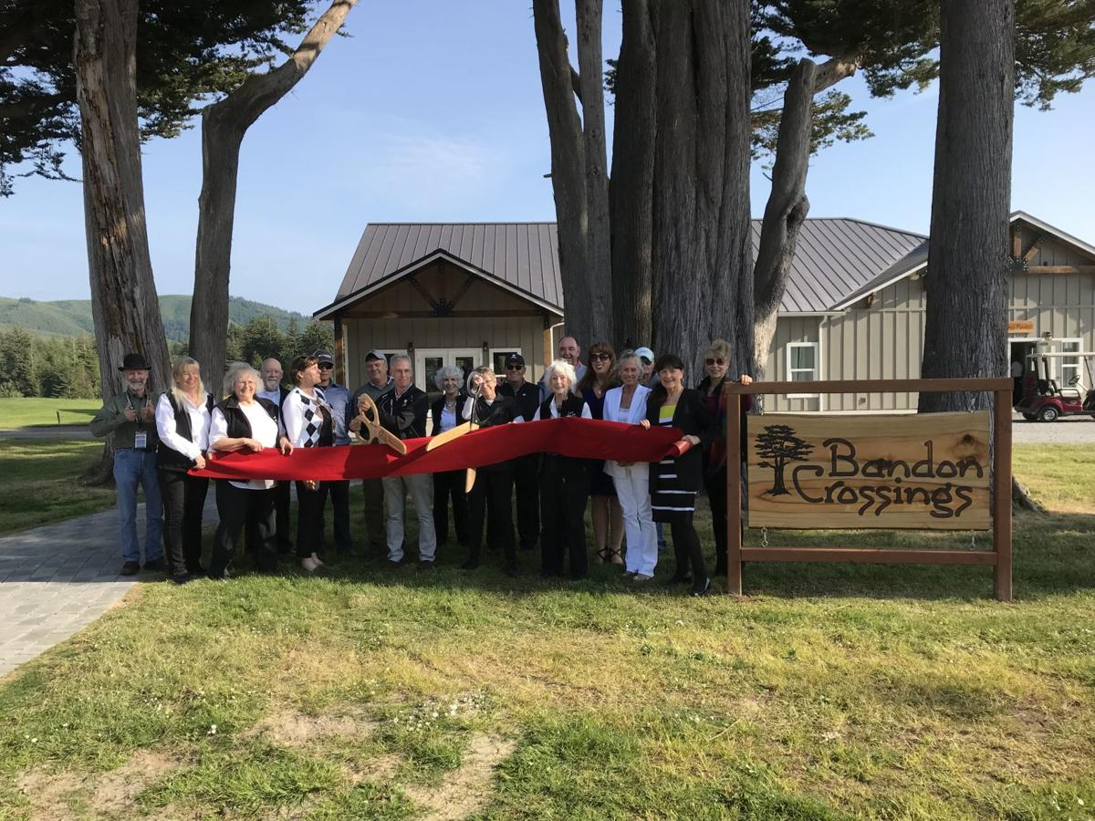 Bandon Crossings Ribbon Cutting