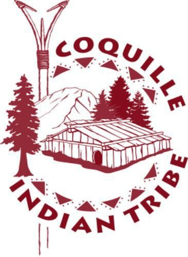 Coquille Indian Tribe logo