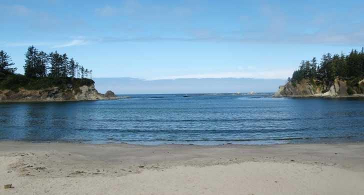 Sunset Bay beach