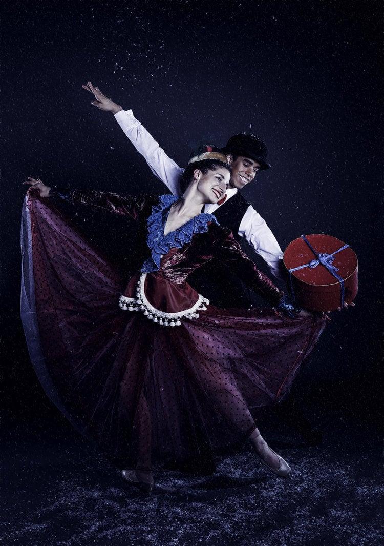 Ballet Fantastique performs 'An American Christmas Carol'