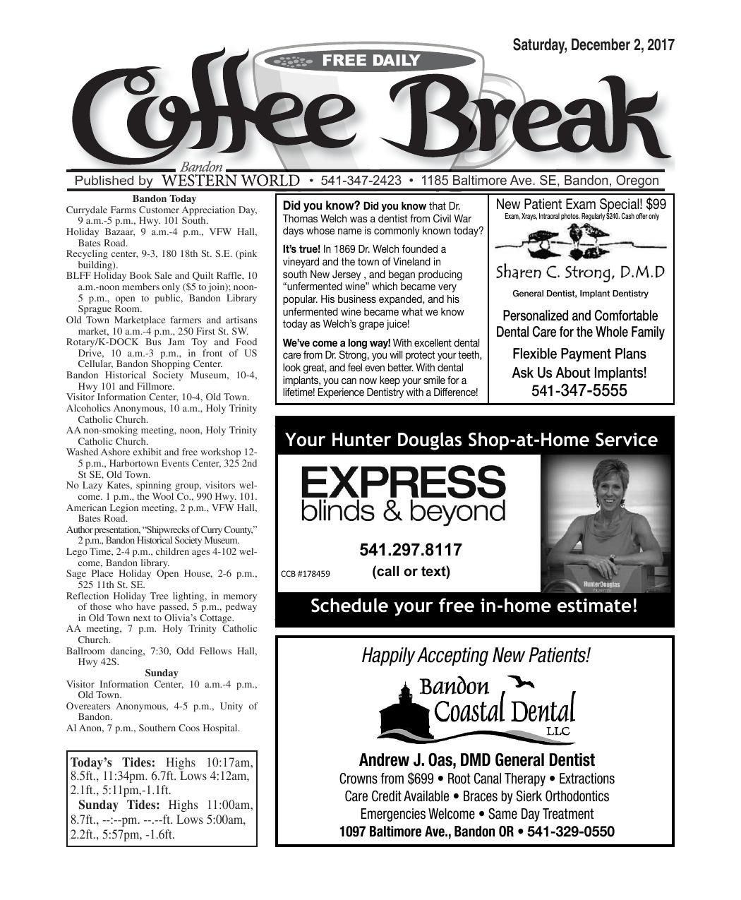 Dec. 2, 2017 Coffee Break.pdf