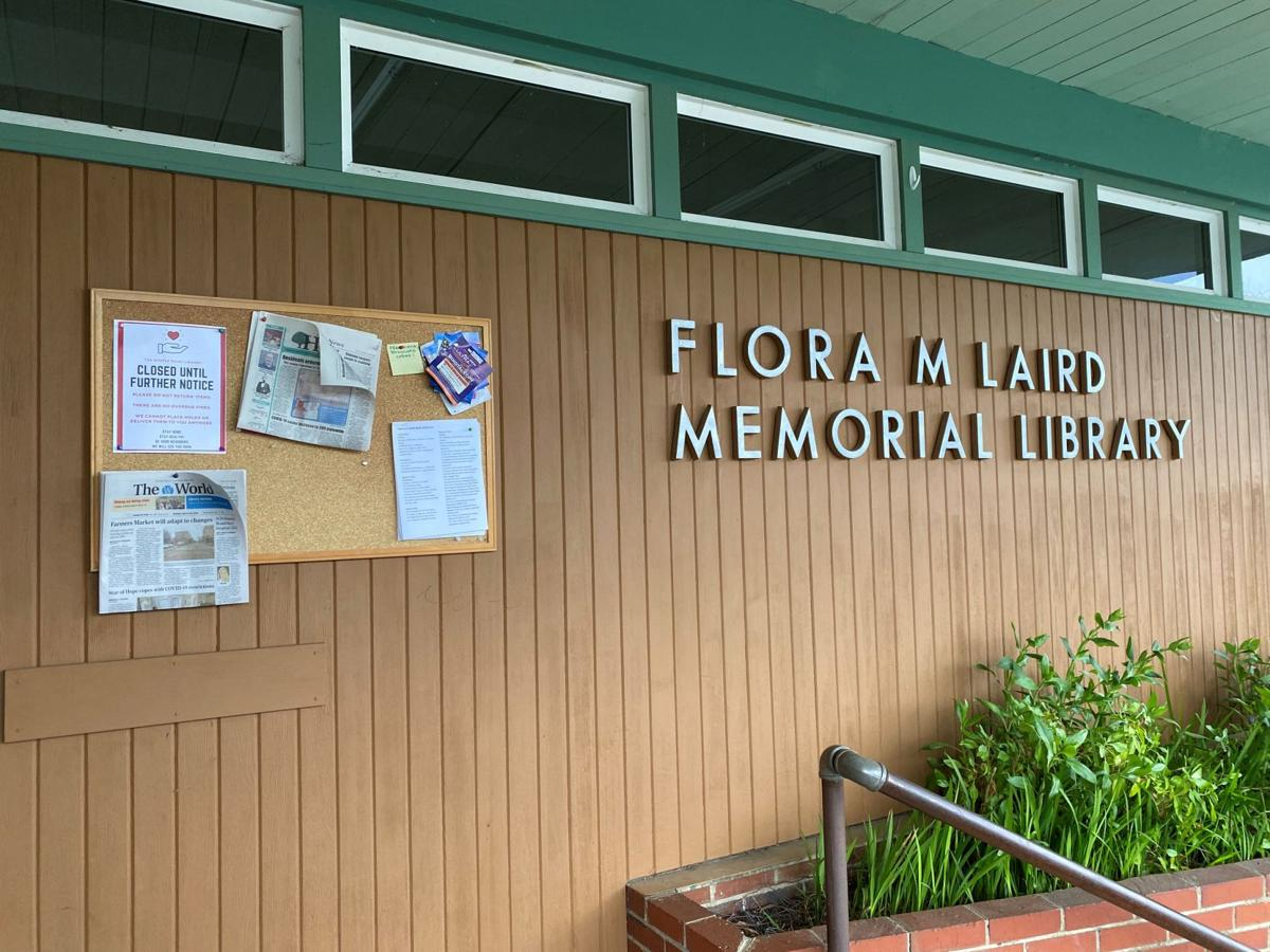 Flora M. Laird Memorial Library