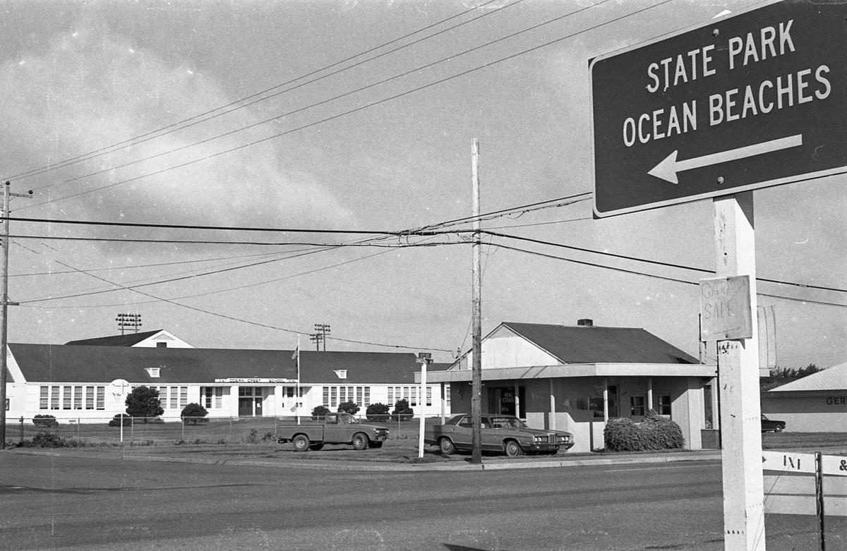 11th Street and Highway 101, 1973