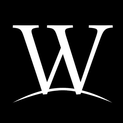 The World logo_Black