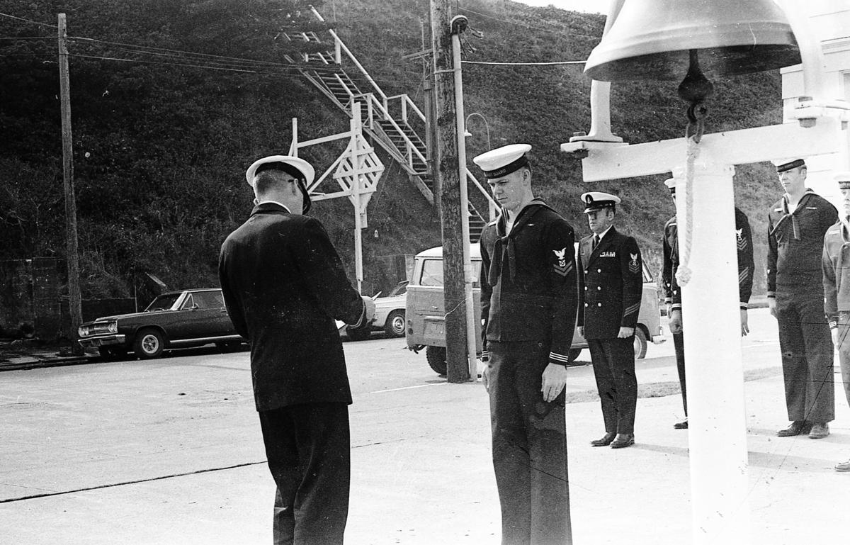 U.S. Coast Guard, March 1970