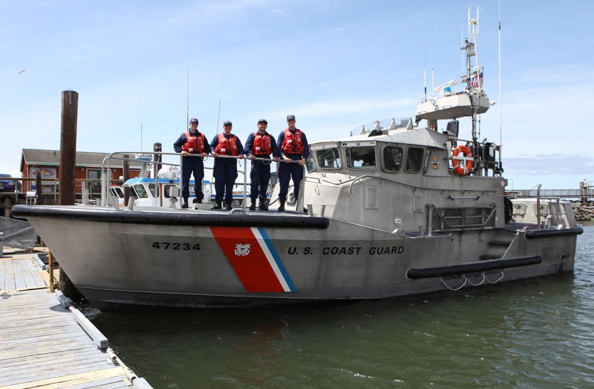 U.S. Coast Guard, Coquille River Detachment