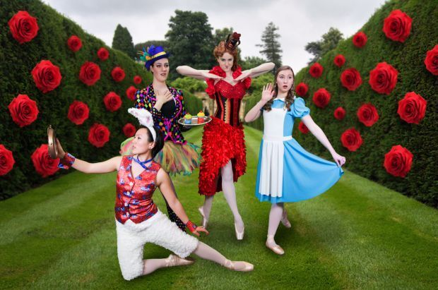 'Alice in Wonderland' is MarLo's spring show