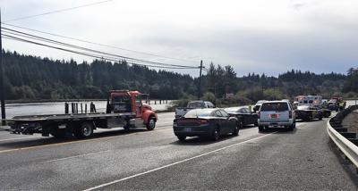 Fatal crash on U.S. Highway 101