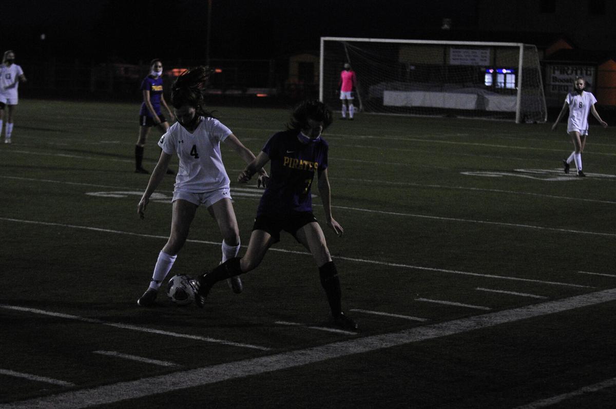 Marshfield North Bend girls soccer