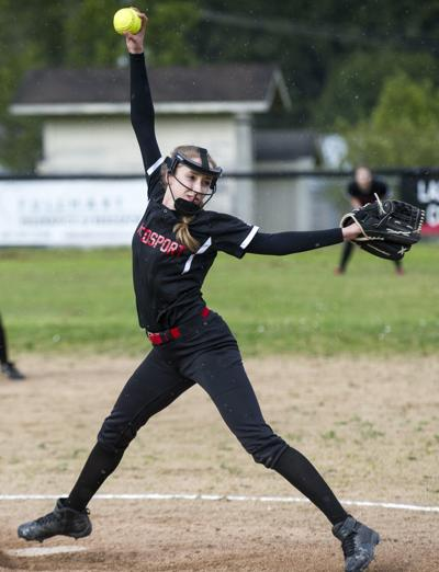 Reedsport Softball Vs. Gold Beach