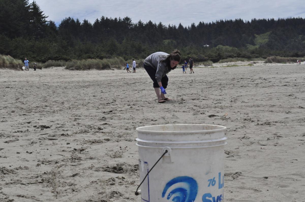 Bastendorrff Beach Cleanup