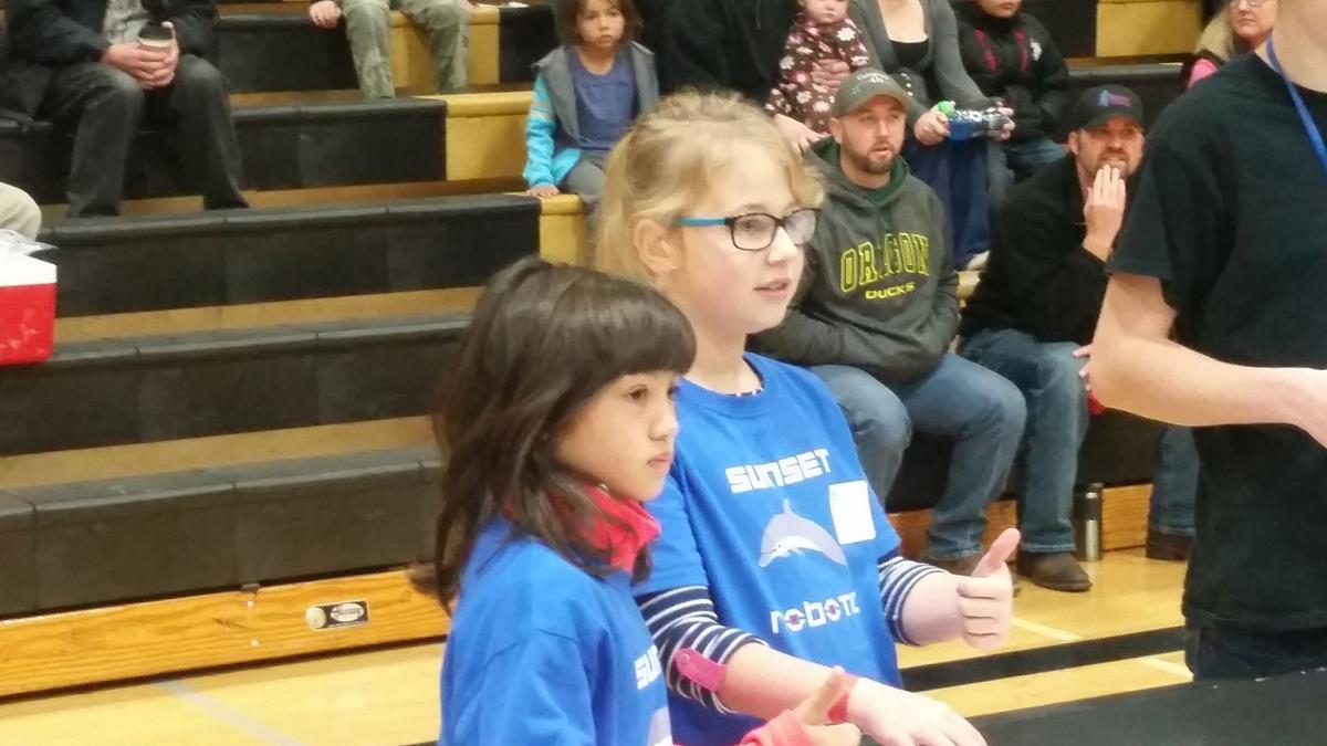 Coos Bay middle schoolers make state championship