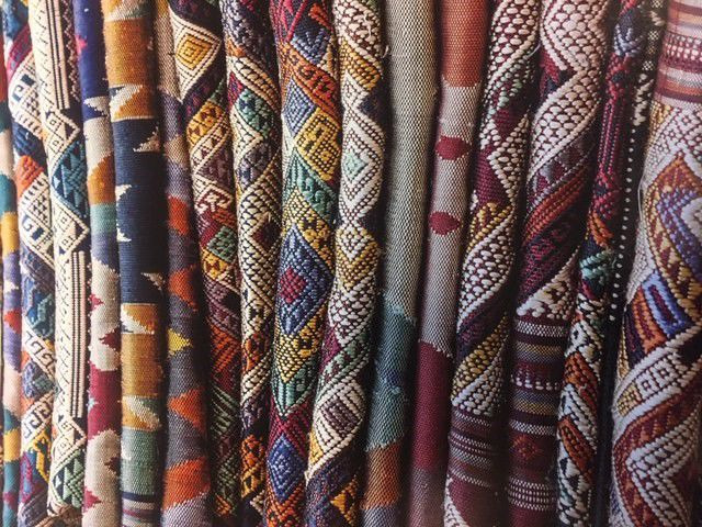 Textiles of northern Laos