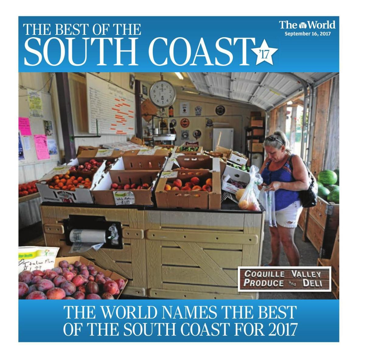 Best of the South Coast 2017