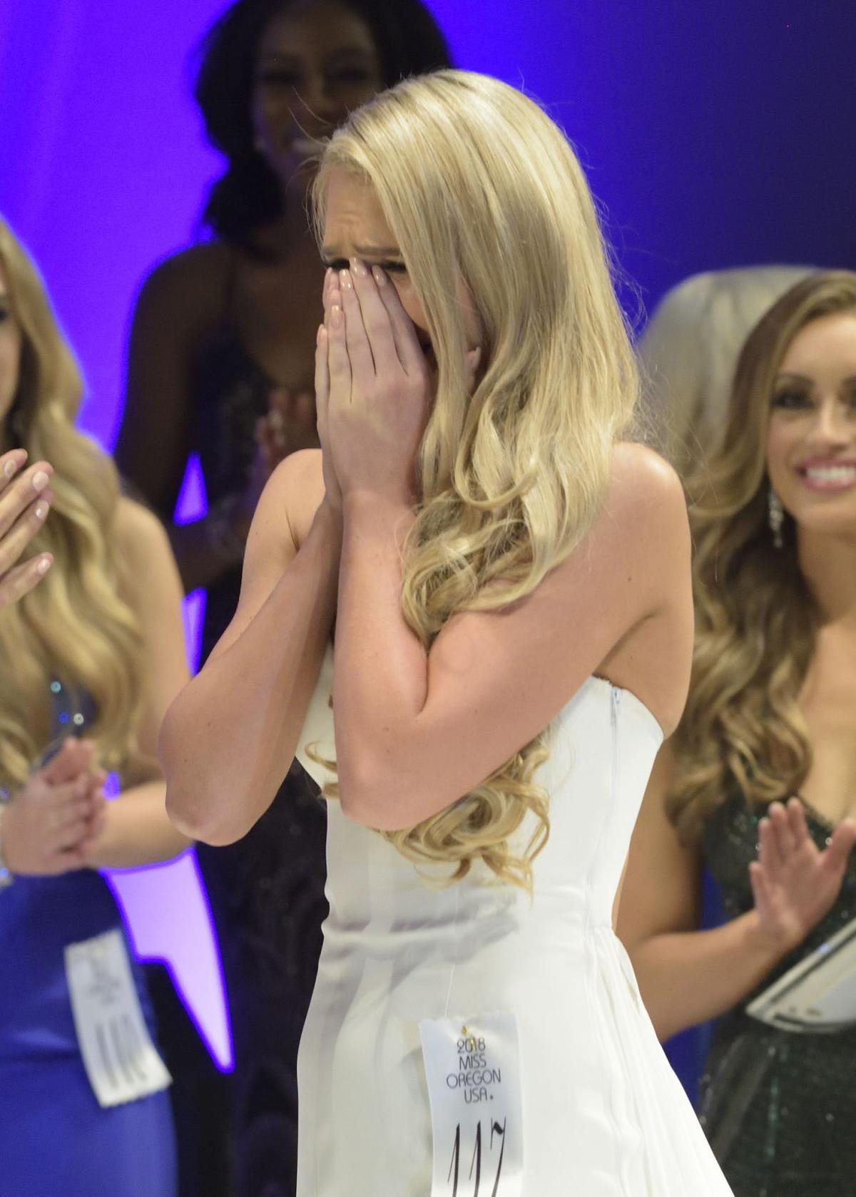 Miss Oregon USA 2018 Toneata Morgan