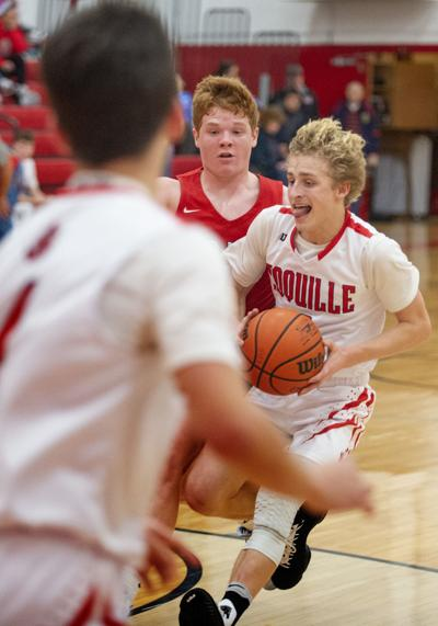 Coquille Boys Vs. Kennedy